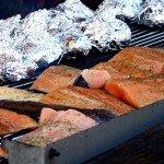 L'été, c'est l'heure du barbecue - griller du poisson comme alternative saine aux saucisses, steak & Co. 3
